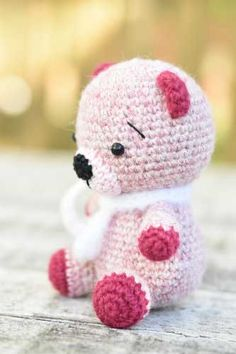 Amigurumi Ayı Teddy