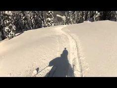 Whistler Powder Skiing, BC Canada, GoPro, HvammenFilmers HD