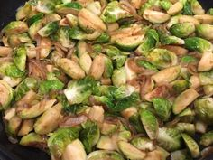 Sesame Ginger Brussels Sprouts Recipe - Genius Kitchen