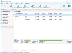 EASEUS Partition Master Home Edition 12.0  Free Hard Drive & Partition Manager Solution  As Partition Magic alternative, EaseUS Partition Master Free is an ALL-IN-ONE FREE disk partition management tool brought together with three main functions including: Partition Manager, Disk & Partition Copy Wizard and Partition Recovery Wizard. #computers #software