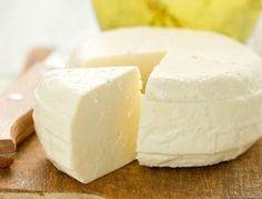 Молодой сыр за час. Готовим дома.
