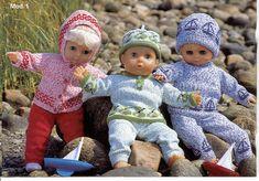 Album Archive - Dukketøj til Baby Born 2 - Ingelise Baby Born, Album, Doll Patterns, Barbie Dolls, Doll Clothes, Dinosaur Stuffed Animal, Crochet Hats, Animals, Archive