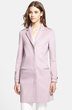 Burberry London 'Inverhillul' Cashmere Coat available at #Nordstrom