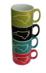 Asheville, NC mugs - ETCHVILLE