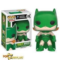 Batgirl+Poison+Ivy