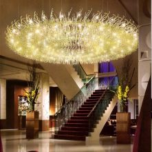 Chandeliers for a new era : Coral Fusion