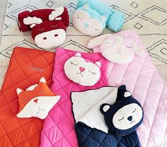 Cozy Plush Sleeping Bags | Pottery Barn Kids