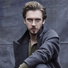 Dan Stevens IS magazine