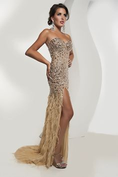 Jasz Couture 4826 Dress