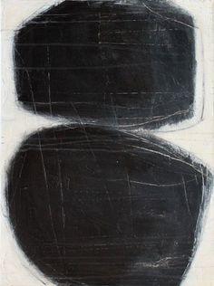 """s-c-r-a-p-b-o-o-k: """" Karine Léger - Sur ton dos Acrylique sur toile – 2013 18 """" x 24"""" """""""