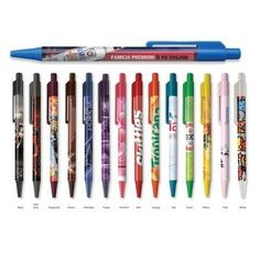 The ASTAIRE PEN is a new promotional pen at Code Promotional Merchandise that can be printed in full colour