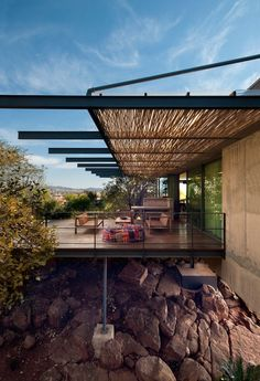 Image 1 of 29 from gallery of House Gauché / Earthworld Architects & Interiors. Courtesy of Earthworld Architects & Interiors Architecture Details, Interior Architecture, Design Hotel, House Design, Loft Design, Patio Design, Exterior Design, Interior And Exterior, Modern Interior