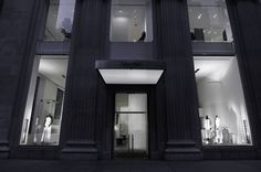 Calvin Klein Collection's Minimalist Flagship Mecca