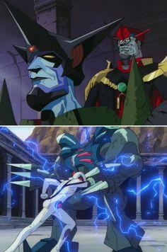 Casshan Robot Hunter, Casshern, Buraiking Boss, Sagrey