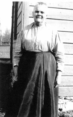 SARAH ANGLESEY (maternal: Hull) Known to be jolly, good-hearted & friendly. Immigrated to US at age 15 alone with 4 pairs of shoes, warm clothing, fruitcake, cheese, tea, etc. Found her older sister at Call's Fort, UT & became the 2nd wife of Jude Allen (his 1st wife was her older sister). Her youngest child was Jude Ira Allen, born in 1881 when her husband was 70 years old.