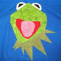 misha29: Sesame Street/Muppets several paper piecing quilt patterns