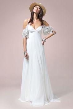 Nomadic Love | Rue De Seine Wedding Dress Collection | Bridal Musings Wedding Blog 80