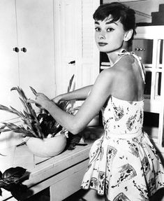 Happy Birthday, Audrey Hepburn - Rare Photos of Audrey Hepburn