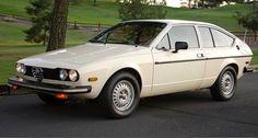 1979 Alfa Romeo Alfetta GT