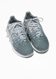 cheaper d3df6 12588 Other Stories image 2 of Nike Free Inneva Woven in Grey Nike Free, Kondisko