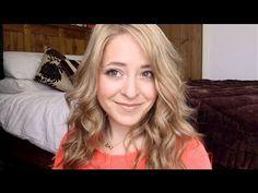 Coral Eyes Makeup Tutorial & NARS Giveaway! - YouTube