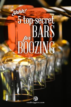 Everyone loves being in on a secret- a hidden restaurant or bar that makes you feel in the know. We've found a couple places worth you getting on the list.