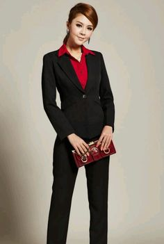 The Grooms-Woman Suit!