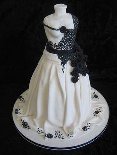 Dress me in cake