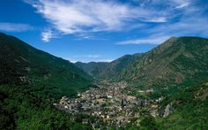 Escaldes Engordany Parish Andorra