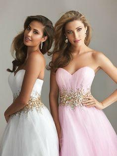 Bonitos vestidos de 15 años | Colección Night Moves 2014