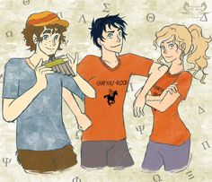 Our Beloved Trio by skurshecia on DeviantArt