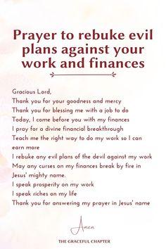 Prayer Scriptures, Bible Prayers, Faith Prayer, Prayer Quotes, Bible Verses Quotes, Faith Quotes, Prayer For Finances, Financial Prayers, Good Prayers