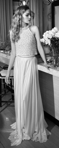 Lihi Hod 2015 Wedding Dress - Ashley - Belle The Magazine