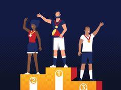 Champions by Tigran Manukyan - Dribbble