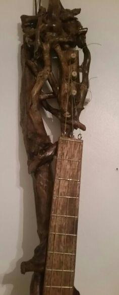 Ivy 3 string guitar