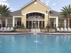 2 Lavish Pools - The Estates at Park Avenue in Orlando