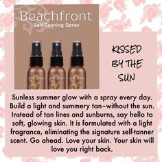 One of our new tanning products order at www.youniqueproducts.com/BrittanyDertz #younique #makeup