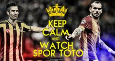 Keep Calm and Watch Spor toto