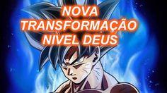 DRAGON BALL SUPER  ep  109  (NOVA TRANSFORMAÇÃO DE GOKU NIVEL DEUS Ptbr)