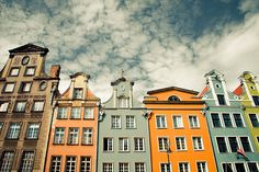 | ♕ |  Gdansk, Poland  | via westeastsouthnorth | evysinspirations