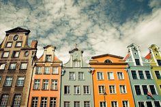 | ♕ | Gdansk, Poland | via westeastsouthnorth | evysinspirations
