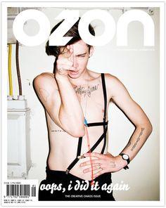 International, ''The Creative Chaos Issue'' summer 2010