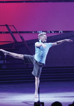 Travis Wall- my friend DOM's boyfriend- he is the best contemporary choreographer on the PLANET! xoxo