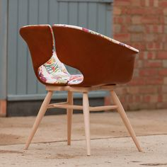 Leather furniture by Tortie Hoare.  quilt the inside/ leather line the outside