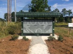 Image result for neighborhood mailbox shelters
