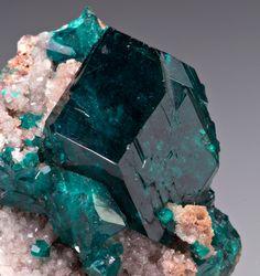 Dioptase | Tsumeb Mine, Namibia | Minerals | Crystal Healing