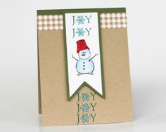 A Busy Little Craftee Bee: Gina K Designs: Season's Greetings StampTV kit