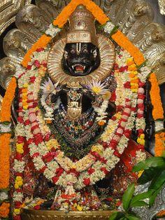Nrsimhadeva, Mayapur Jai Shree Krishna, Krishna Art, Krishna Images, Hare Krishna, Lord Balaji, Divine Grace, Lord Vishnu, God Pictures, Indian Gods