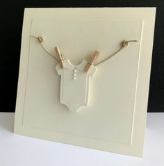 Outstanding baby arrival detail are offered on our site. look at this and you wont be sorry you did. New Baby Cards, Baby Girl Cards, Baby Shower Cards, Kids Cards, Creative Cards, Baby Scrapbook, Homemade Cards, Cardmaking, Baby Gifts