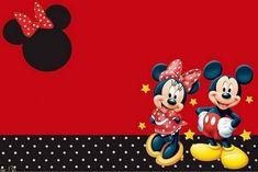 Feliz cumpleaños  Sara y Martín Tiene el gusto de invitarlos a celebrar Mickey 1st Birthdays, Mickey Mouse 1st Birthday, Mickey Minnie Mouse, Fiesta Mickey Mouse, Mickey Mouse Images, Minnie Mouse Birthday Invitations, Mickey Mouse Wallpaper, Birthday Frames, Disney Scrapbook
